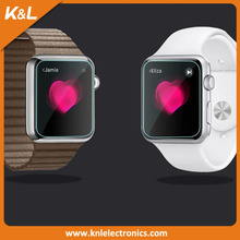high quality tempered glass phone for apple watchwith high quality glass protector premium tempered glass screen protector