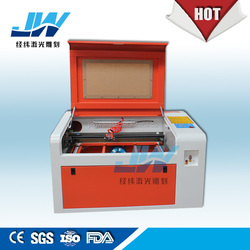 Factory supply 40cm*60cm JW- Laser engraving Machine Can be used for carving acrylic key pendant