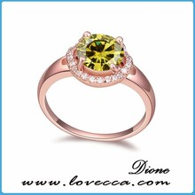 Beautiful high end fashion jewelry rings