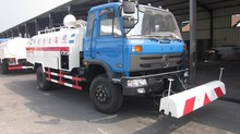 dongfeng 10m3 high pressure road clean truck