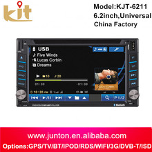 car video and player for pioneer car audio with ipod function