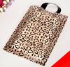 Promotional cheap free designer plastic bag soft small loop plastic cosmetic bag