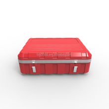 High quality plastic tool case , equipment plastic tool case with Foam insert ,waterproof anti-shock plastic case