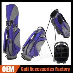 OEM Embroidery Printing Logo PVC/PU/Polyester/Nylon Golf Bags