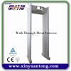 Widly used hot sale metal detector walk through gate/metal detection security door