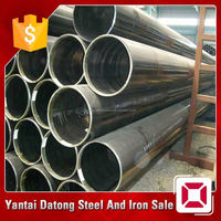 Cement Lined Steel Pipe Weld