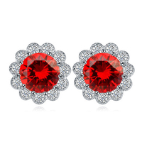 Alibaba Express Buy Direct from China Factory Ladies Earrings Designs Jewelry Accessory
