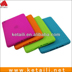 China supplier silicone cover for ipad mini 3 tablet welcome OEM/ODM