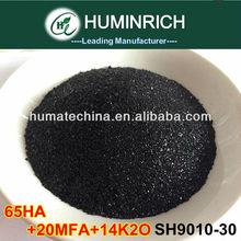 Huminrich Shenyang TE China organic fertilizer factory potash k2o