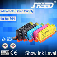 Wholesale price for hp564 refill ink cartridge with less 1% defective rate