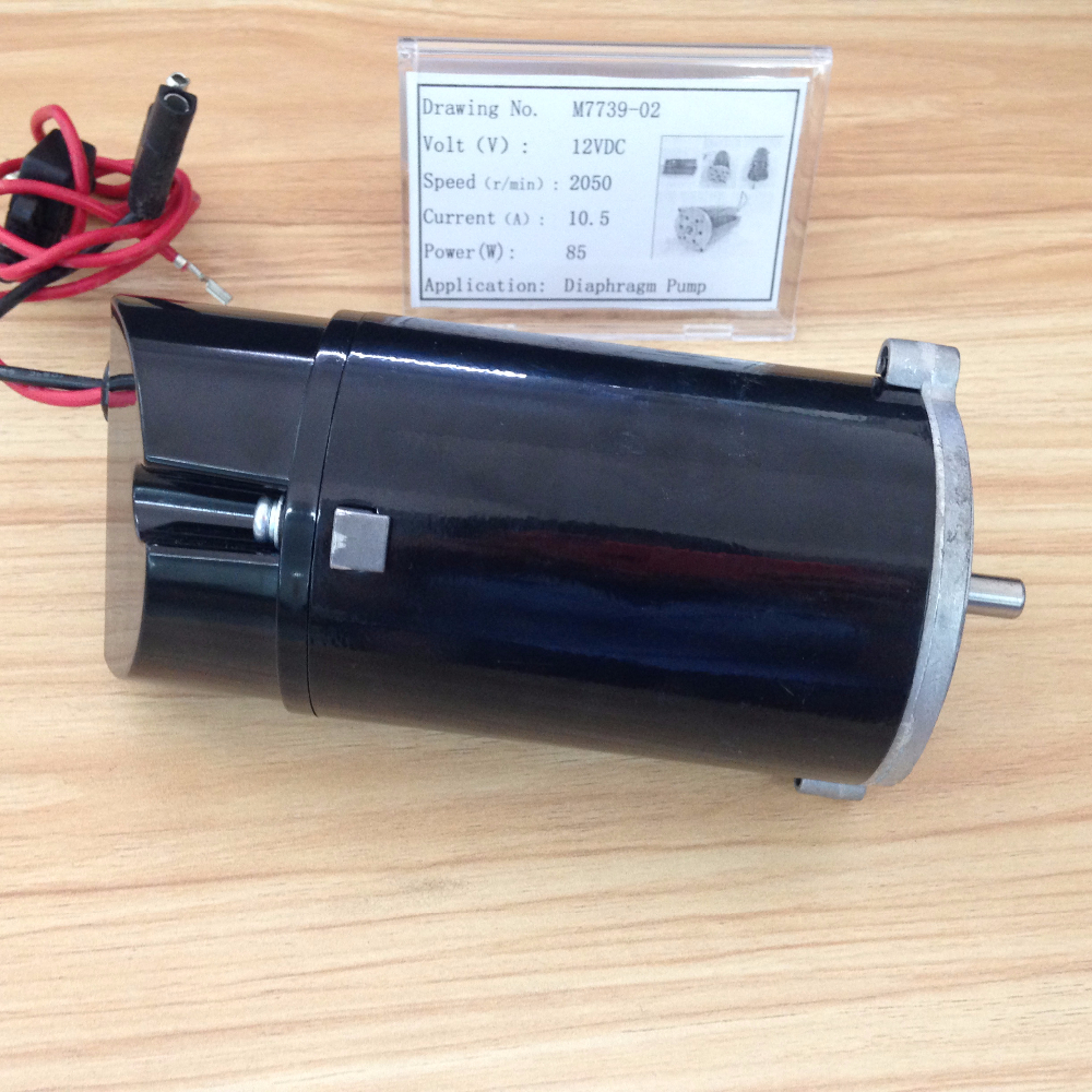 For Hydraulic Pump 12v Dc Electrical Motor Carbon Brush