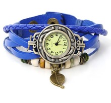 Most popular products vintage leather lady watch Bulk Buy From China