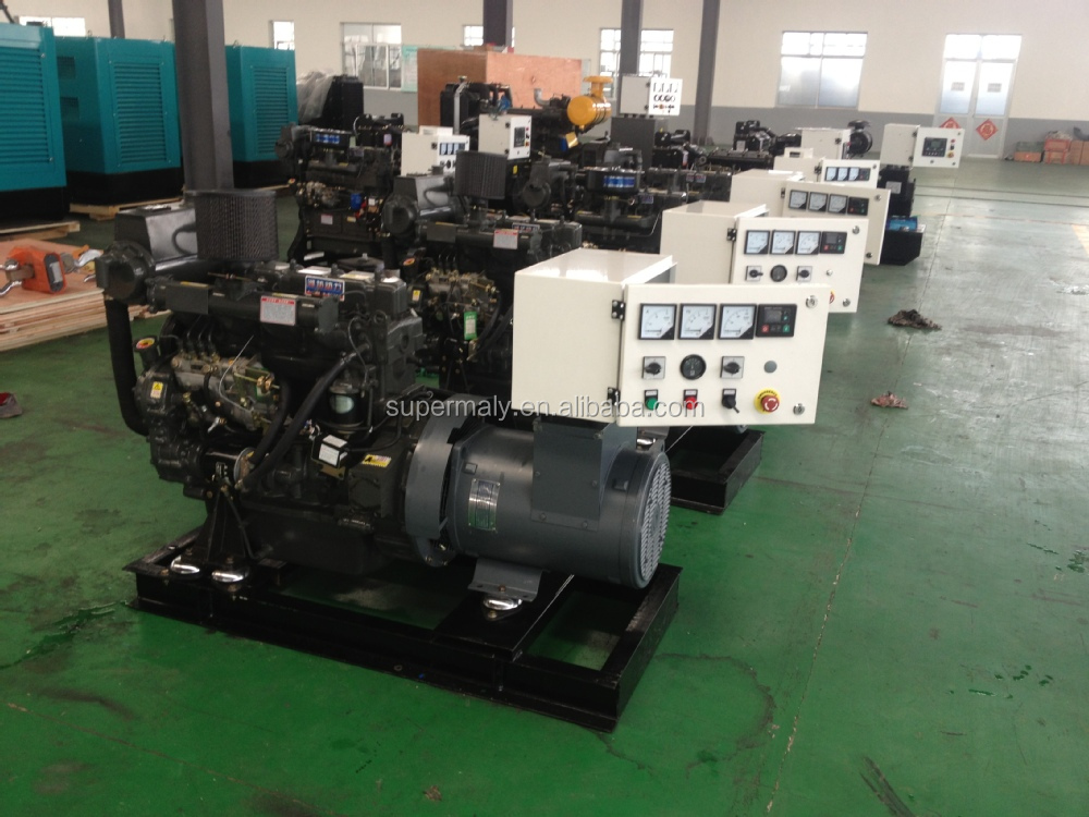 400v 230v 120kw 1500r M Ac Three Phase Automatic Ac Generator From Shandong Supermaly