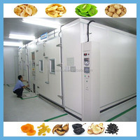 2015 high quality stainless steel fruits and vegetables hot air fruit drying machine