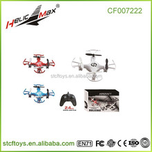 Cooper UFO 4 Channel 2.4GHz 360 Eversion Light Quadcopter Mini with Gyro