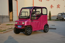 High Quality Cheaper Environmental Protection Electric Car/Four Wheeler/Mobility Scooter/Tricycle/Cargo Car/Rickshaw