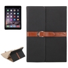 Multifunctional Business Style 3 Folio PU Leather Wallet Case for iPad Air 2 for Wholesale
