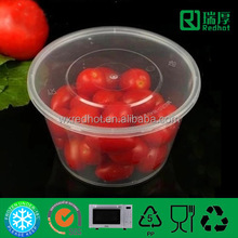 1500ml Plastic Injection Food Container /take away container plastic food box