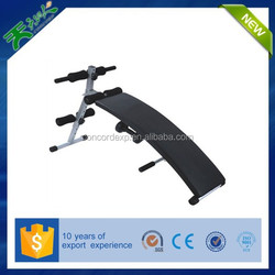 2015 Home gym sit up bench abdominal exercise equipment