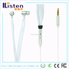super bass stereo headphone 3.5mm plug headphone with custom headphone case