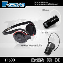Wsound best sell wireless headphones 2012