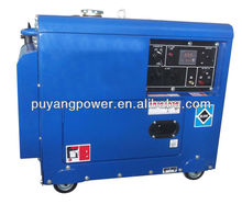 Hot selling product 2012 Agricultural Equipment Diesel portable generator