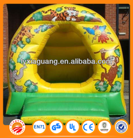 Commerical bouncy kids park jumpping castle for sale inflatable air castle