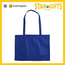 China Suppliers Wholesale Favorable Price Recycled PP Non Woven Shopping Bag Royal