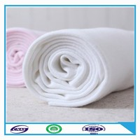 breathable light low price organic cotton fabric wholesale