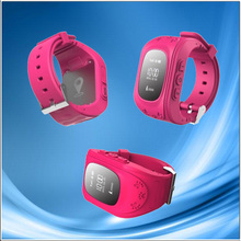 GPS Watch Phone android 4.4 wifi Bluetooth Smart watch gps watch with web based tracking website