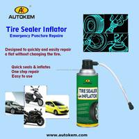 600ml Car tire inflator spray instant tire repair spray OEM