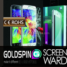 GOLDSPIN Premium Tempered Glass Screen Protector For SAMSUNG Galaxy S6