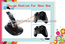 Dual universal charge station for new design controller for xbox one wireless / wired (black)