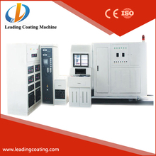 PE Rolling vacuum coating machine manufacturer for gold color