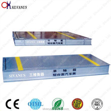 electronic Portable load truck scale 50 ton weighbridge ZCS