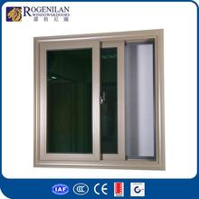 ROGENILAN (as2047) office sliding aluminium double glass window