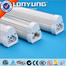 Long lifespan >50000hours seamless connected linear lamp 4ft t5 tube light