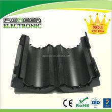 RF core filter with EMI toroidal core soft ferrite magnet