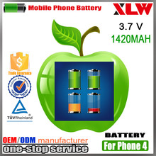 100% New Quality Replacement Repair Parts Battery For Iphone 4G,For Iphone 4G Battery,For Battery Iphone 4G