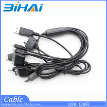 Universal 10 in 1 cable for mobile phone/Cell Phone/iPod /PSP/GPS