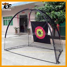 2015 hot sale Cheap portable foldable golf chipping net