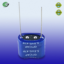 5.5V 0.33F low ESR ultra capacitor module