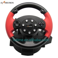 racing game controler, steering wheel for PC / PS2 / PS3 / XBOX 360 / XBOX ONE