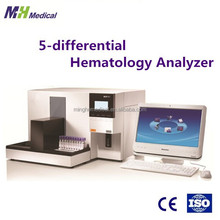 5 part high quality with after-sales service accurate instument automatic hematology analyser medical diagnostic machine
