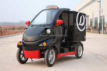M electric express delivery mail truck/mail car
