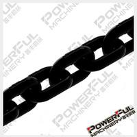 High Quality DIN EN818-2 Steel Metal Chain Manufacturer