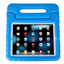 Light Weight Shock Proof Handle Kids Protective Case for iPad Cute Tablet Cover