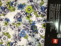 100% polyester hometextile fabric with printed