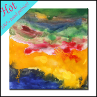 New product China wholesale abstract paintings with description of painting