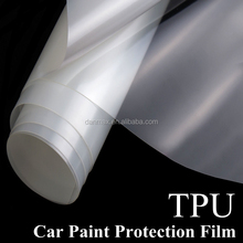 New High Polymeric stretchable transparency 99.9% TPU car paint protection film